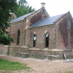 Church on Farm at Mole Creek