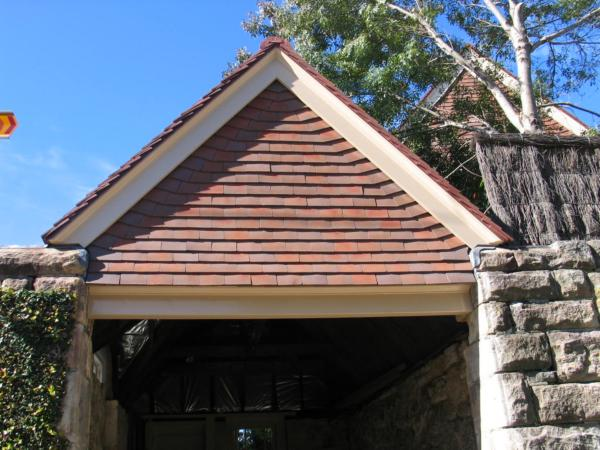 Peg Tile Roofing